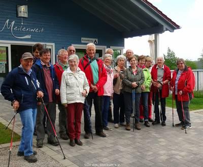 Senioren-Wanderungen mit dem SGV Stockum