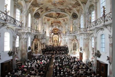 Geistliche Musik Birnau. (© Birnauer Kantorei e. V.)