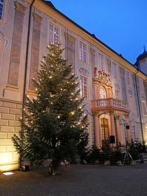 Märchenhafte Schlossweihnacht