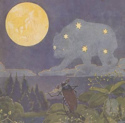 Die Weihnachtswiese - Eine zauberhafte Spielzeugausstellung frei nach Peterchens Mondfahrt 1.12.2019 bis 9.2.2020