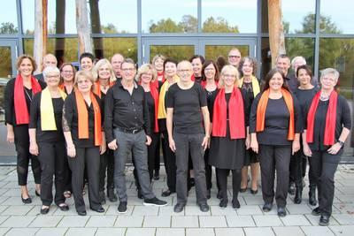 Chorkonzert der Milliyards. (© Singgemeinschaft Mühlhofen )
