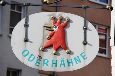 Kabarett Die Oderhähne - Jetzt schlägt?s 30!