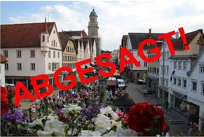 !!!ABSAGE!!! - Tischlein Deck Dich - Der märchenhafte Abendmarkt in Hechingen