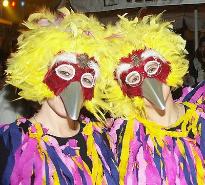 Dorfkarneval in Meinkenbracht