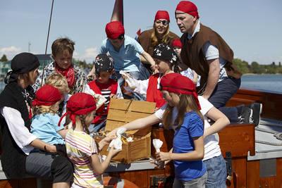 ABGESAGT - Piratenfahrt mit der Lädine
