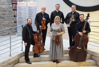 Magic of Music - Konzert mit Christine Schmid und dem Ensemble Da Capo