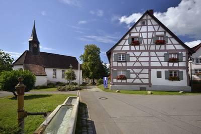 Hesse Museum Gaienhofen. (© Chris Corner, DLA Marbach)