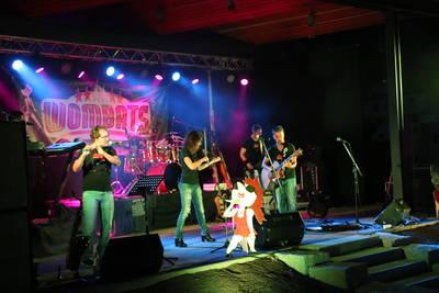 Löwenstarke Veranstaltungen: Konzert mit den Wombats