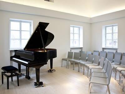Chamber music in Kuhhirtenturm - 2020 year programCourtesy of Fondation Hindemith, Blonay (CH). (© Chamber music in Kuhhirtenturm - 2020 year program)