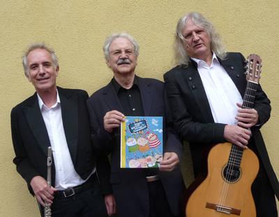 """Das schiefe Märchen Trio: """"Schiefe Märchen und schräge Geschichten"""""""