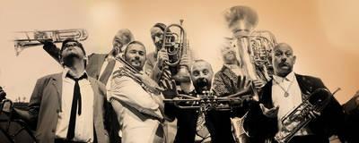 Terminverschiebung - Mnozil Brass