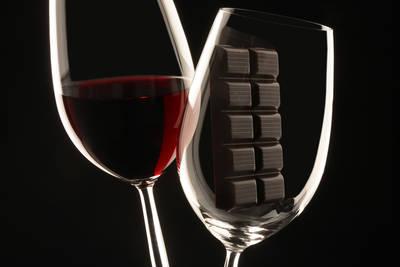 Vinophil & Schokoholic: Weintraube trifft Kakaobohne