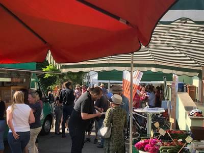 Abendmarkt in Weiler