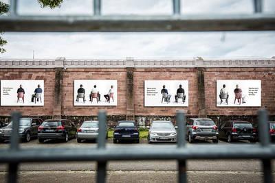 STRAFRAUM  Absitzen in Freiburg. (© Britt Schilling)