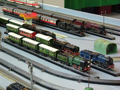 Tischeisenbahnausstellung