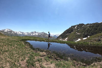 Madrisa Trail Klosters