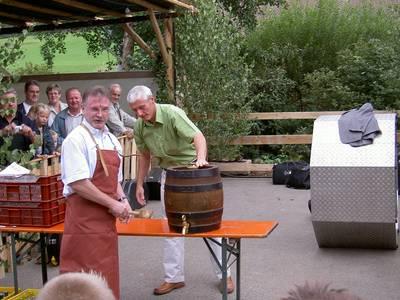 ABGESAGT: 12. Biederbacher Dorffest