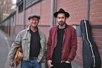 ABGESAGT - Sommerkonzert: Severin Ebner Duo  Aigi und Sevi