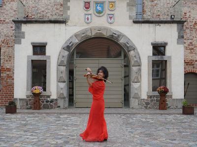 Lieben Sie Klassik! - Eine Harfe unterm Himmelszelt