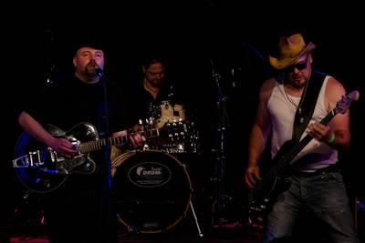 Rock meets Trödel mit Dan & The Desperados