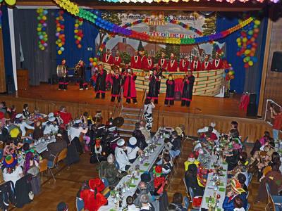 Prunksitzung Gesangverein Concordia Reichenbach