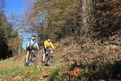 Geführte Mountainbike Tour