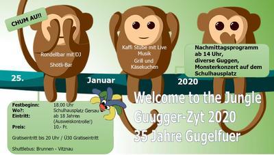 Guugger-Zyt 2020