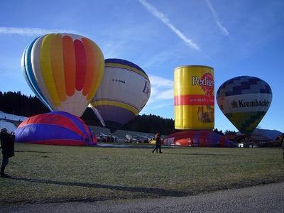 9. Bad Kohlgruber Winter-Ballon-Tage