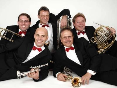 Sonntags-Konzert mit dem Brass Quintett Quintessenz, Schweiz: abgesagt