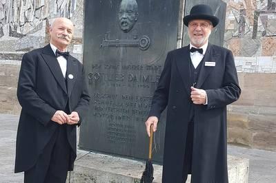 offene Stadtführung - Gottlieb Daimler und seine Heimatstadt - AGESAGT