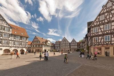 offene Stadtführung - Historischer Stadtrundgang