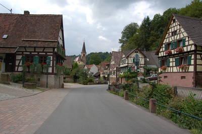 Dorfführung Michelbach