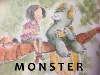 Monster - Lesung für Kinder
