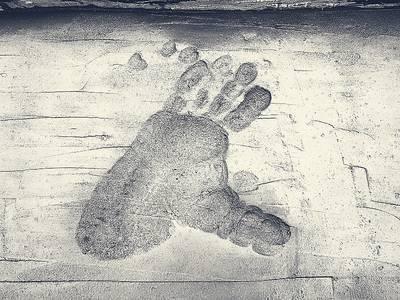 UDO  Der erste Fußgänger
