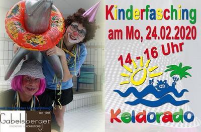 Kinderfasching im KELDORADO