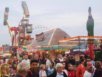 Mannheimer Oktobermess Pressefoto, 2012