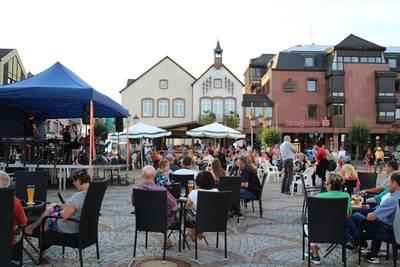 Waderner Marktsommer mit Marcel Adam