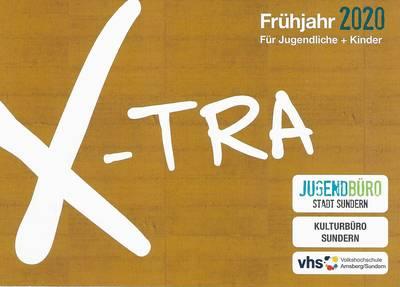X-TRA 2020 - Tolle Aktionen für Kinder und Jugendliche