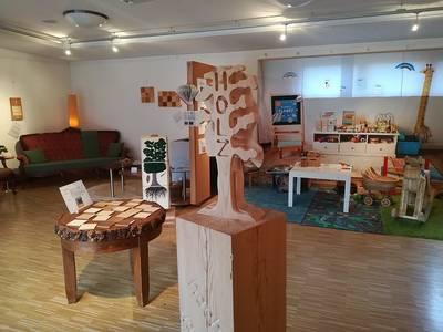 ABGESAGT   Hector-Kinderakademie - Holz ein vielseitiger Rohstoff - zweitägig