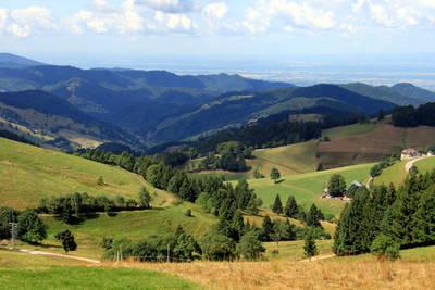 Panorama- Wanderungen am Schauinsland