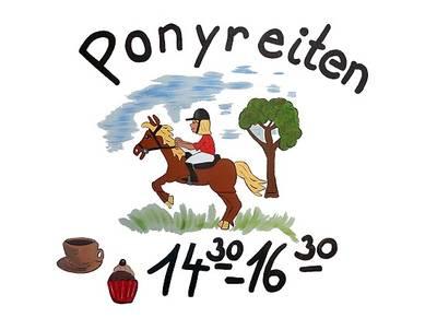 Ponyreiten. (© Fahr- und Reitergruppe St. Peter)
