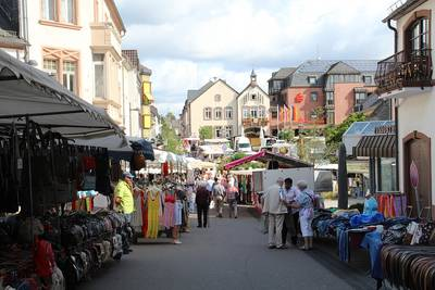 Waderner Monatsmarkt - Graf-Anton-Markt