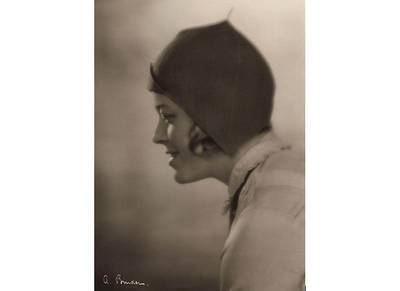 Lotte Eckener, Ende der 1920er Jahre. (© D. Cremer-Schacht)