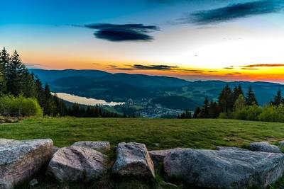 Blick vom Hochfirst. (© Hochschwarzwald Tourismus GmbH)