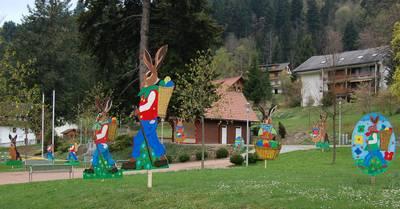 -ABGESAGT- Bunter Osterpark mit Riesen-Osterei