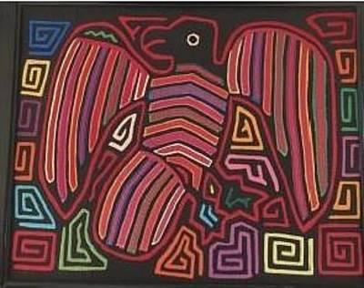 !!! A B G E S A G T !!! Mola ?? Kunst der Kunafrauen
