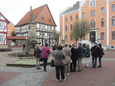 Offene Altstadtführung Hofgeismar