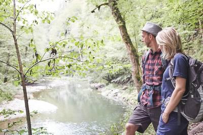 Durch die Wutach- und Gauchachschlucht - eine Tour durch zwei wildromantische Schluchten. (© Hochschwarzwald Tourismus GmbH)
