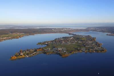 Tagesschifffahrt zur Insel Reichenau
