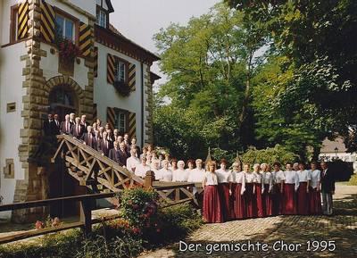 175 Jubiläum Chor Frohsinn-Konzert der Mainzer Hofsänger